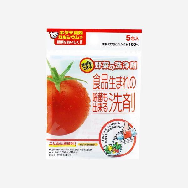 Bột rửa hoa quả, rau củ mini