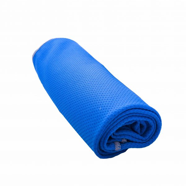 Khăn lạnh tập GYM cool towel - Blue color